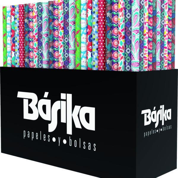 Box Display linea de caja papel de regalo todo año