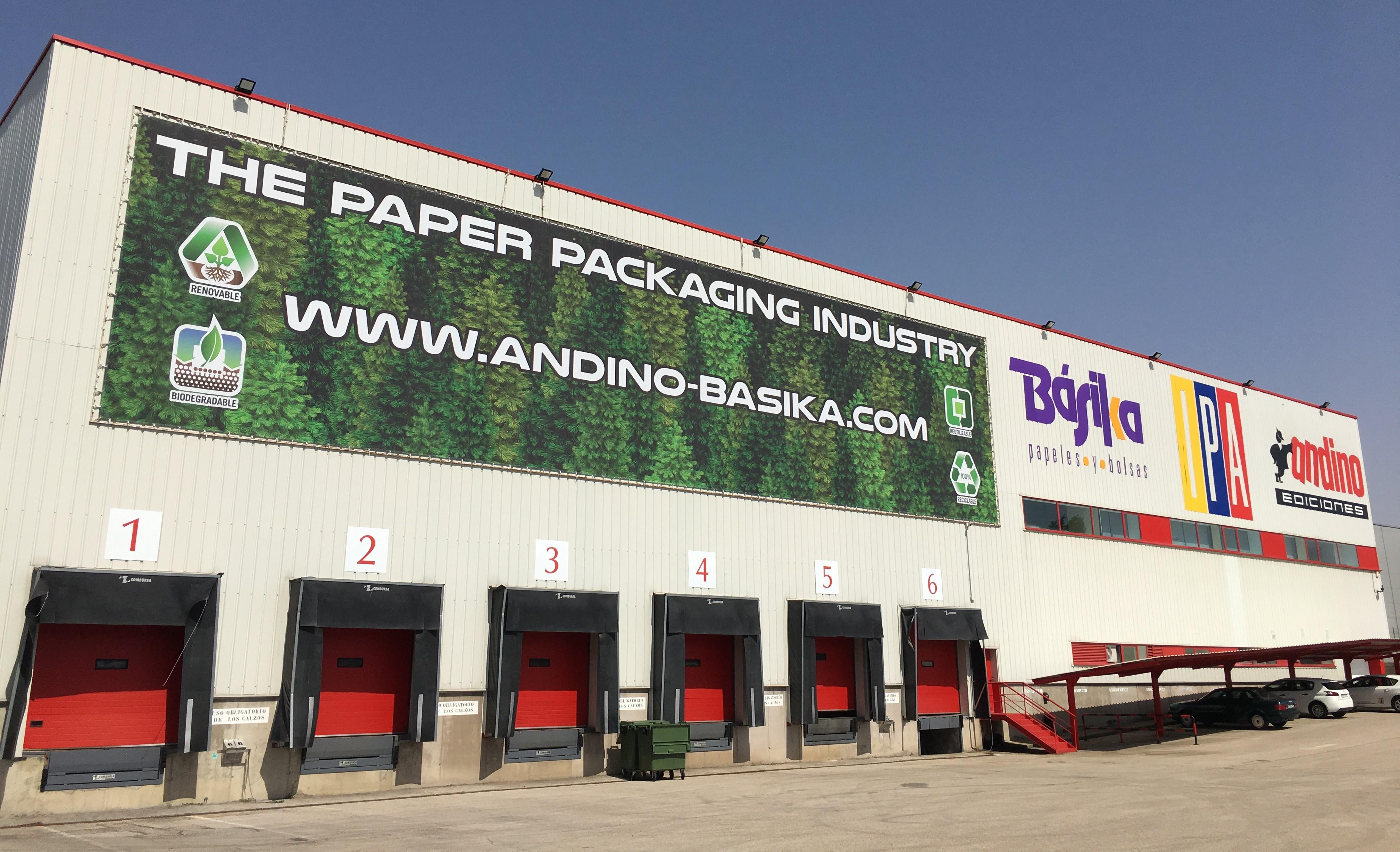 Nueva fábrica en Madrid