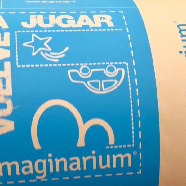 SHOPPING BAG IMAGINARIUM